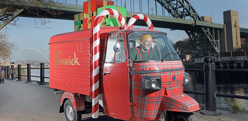 Fenwick Elf delivery service BLOG