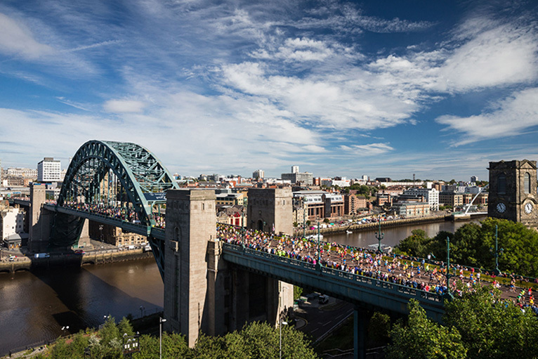 10 Reasons you should enter the Great North Run this year