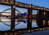 I Clap For… Newcastle is illuminated to honour Key workers