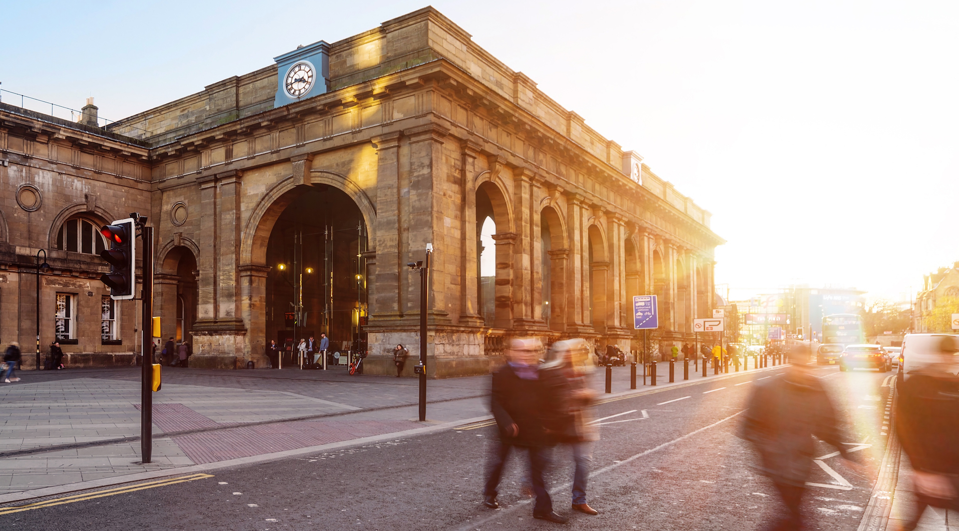 Places to Eat and Drink Near Newcastle Central Station