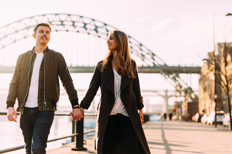 Romantic things to do in NewcastleGateshead on Valentine's Day during lockdown