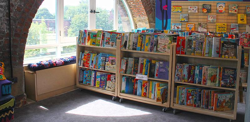Seven S Tories Bookshop BLOG