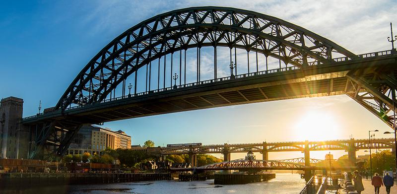 T Yne Bridge Newcastle BLOG