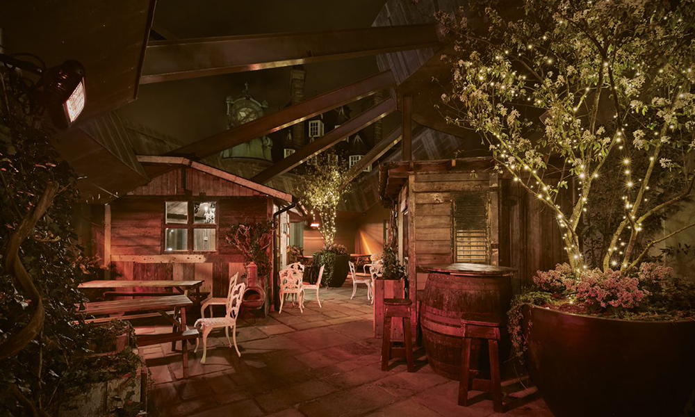 The Botanist Newcastle Rooftop Bar