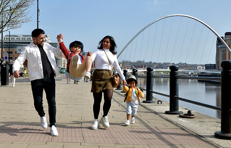 Things to do with the kids in Newcastle and Gateshead this summer