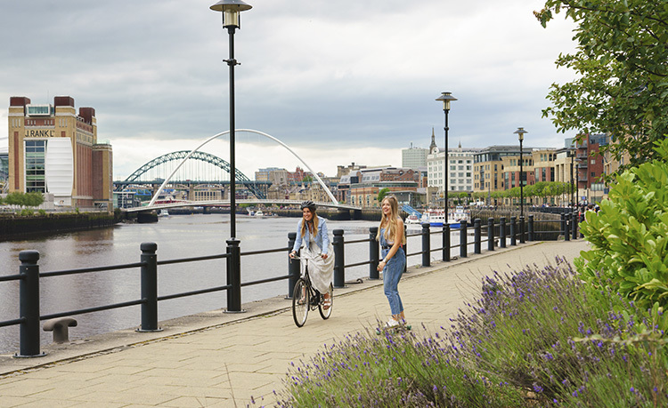 Top sights and things to do on Newcastle Quayside