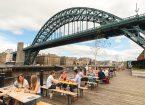 10 Restaurants on NewcastleGateshead Quayside