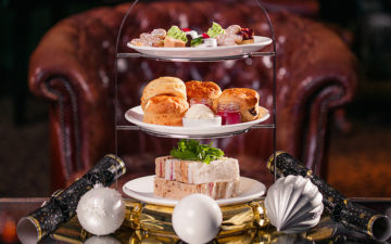 Six Festive Afternoon Teas in NewcastleGateshead