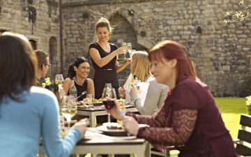 Bars, Pubs and Restaurants in NewcastleGateshead with Outdoor Seating
