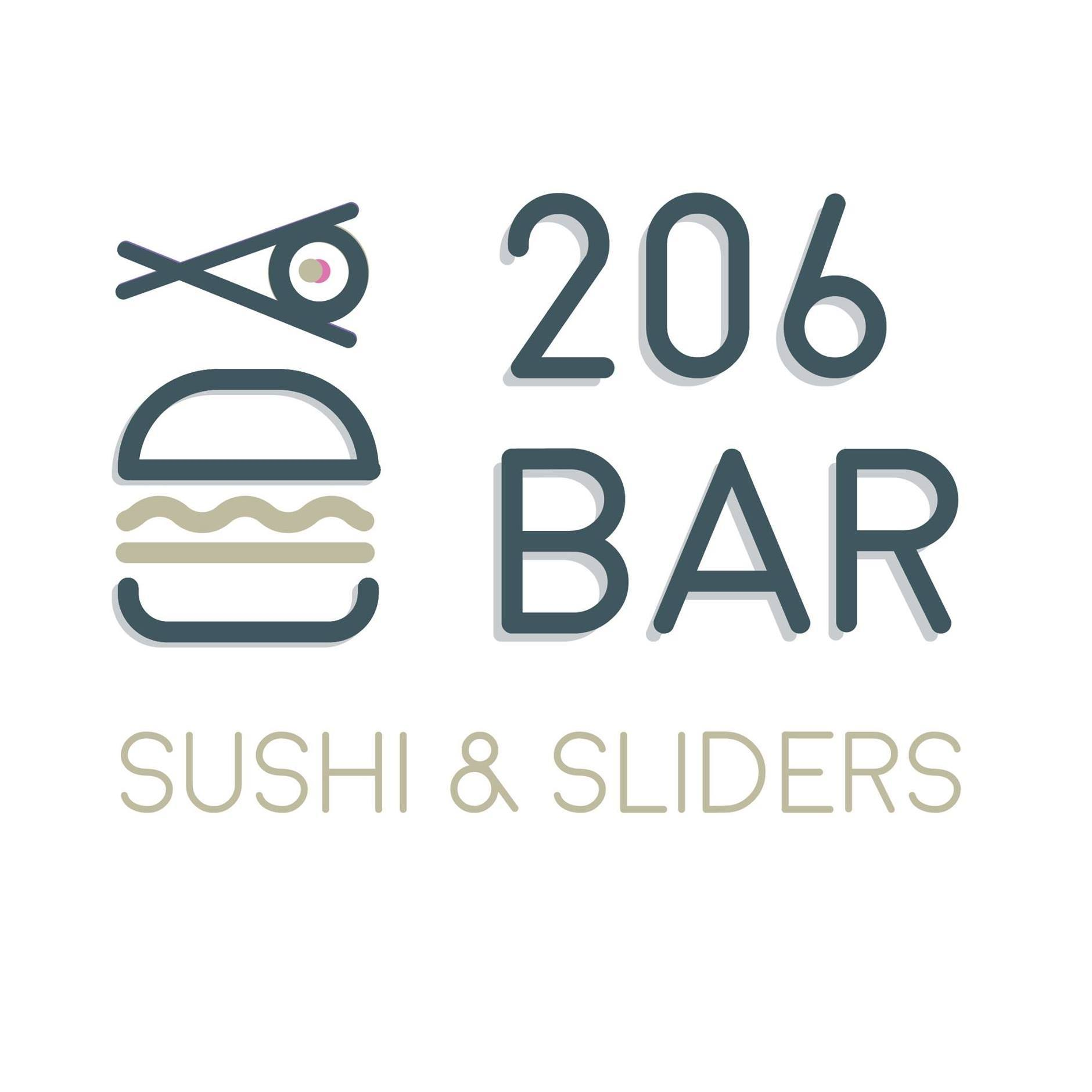 206 Sushi and Sliders