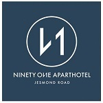 91 ApartHotel Logo