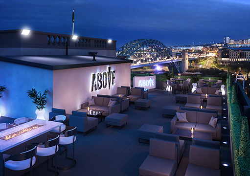 ABOVE Lounge Rooftop Bar listing