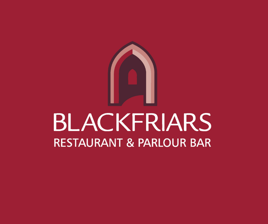 Blackfriars Restaurant and Parlour Bar Logo