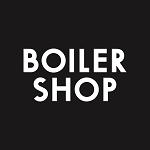 Stephenson Works - Boiler Shop Logo