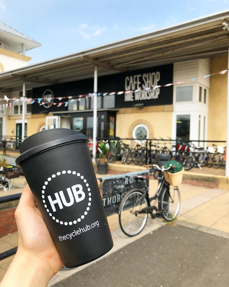 Cycle Hub Food and Drink secondary
