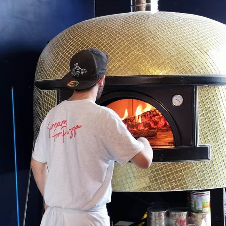 Pizza Scream for Pizza