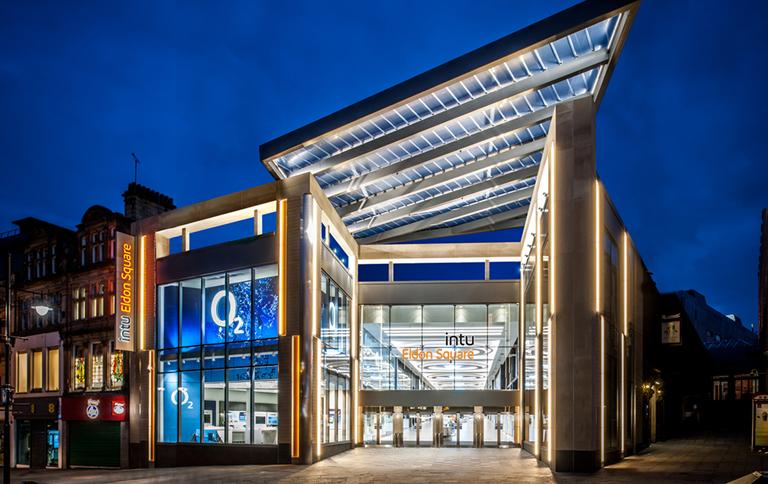 Shopping Centre secondary intu Eldon