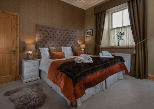 St Oswald luxury B&B near Newcastle The Oswald Room
