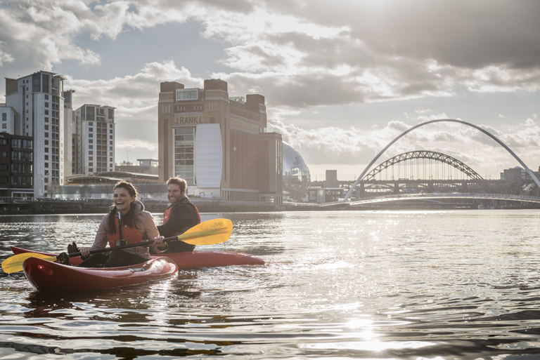 Escape the Everyday in NewcastleGateshead this Autumn