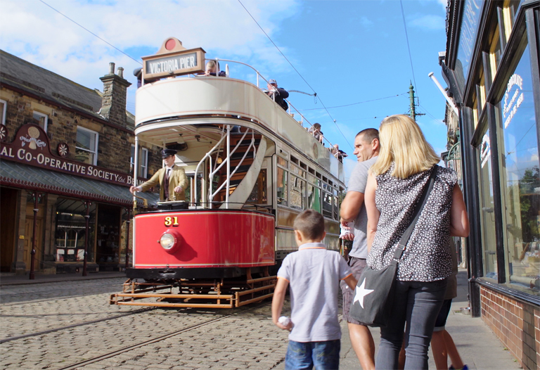 Museums and castles secondary beamish
