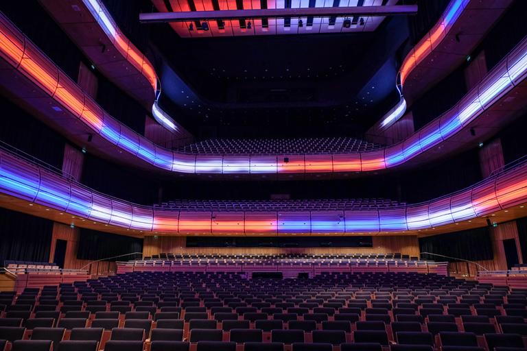 Theatre secondary Sage Gateshead