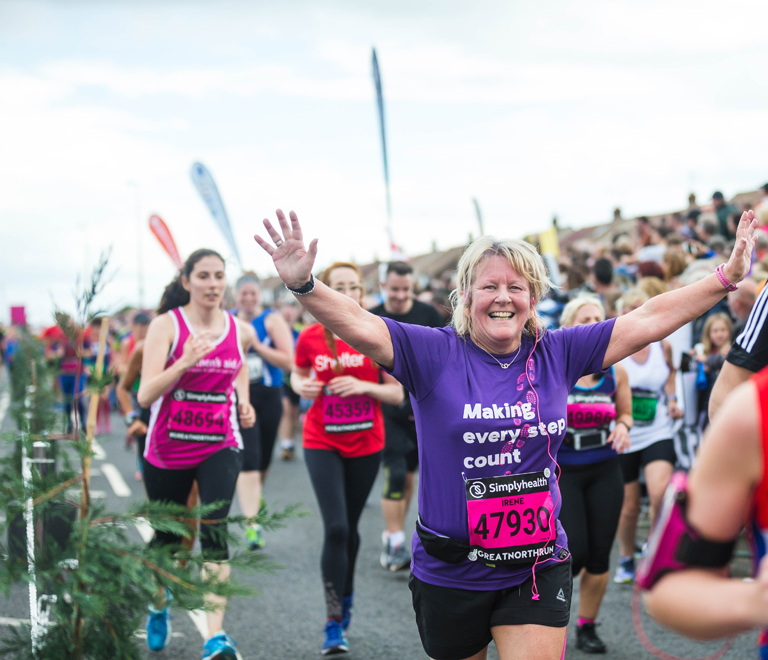 Whats On Sporty events Great North Run CREDIT Great Run Company
