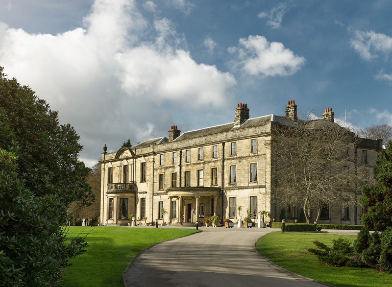 Further Afield Beamish Hall