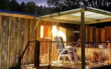 Hesleyside Shepherd's Huts