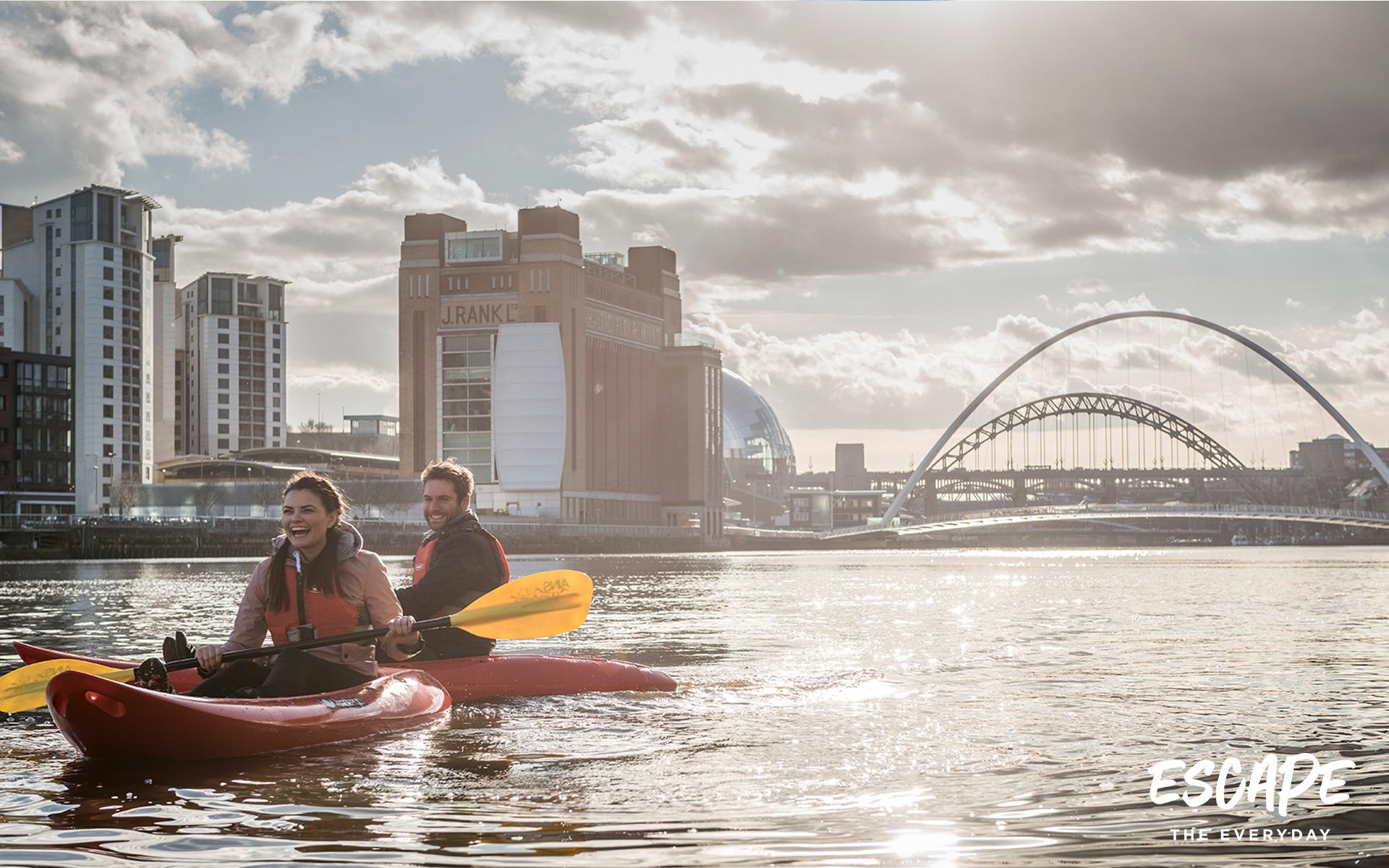 Best Ways to Explore NewcastleGateshead This Summer