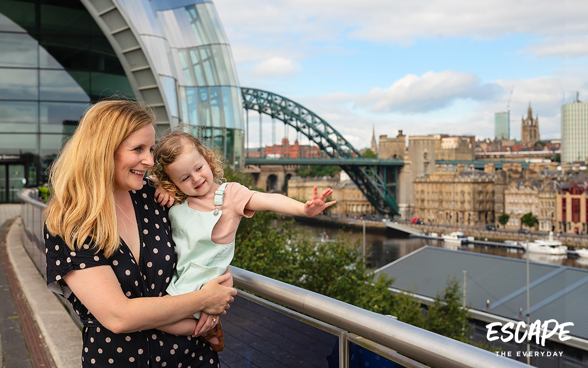 A Family-Friendly Two-Day Break in NewcastleGateshead