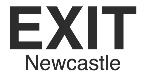 EXIT Newcastle Logo
