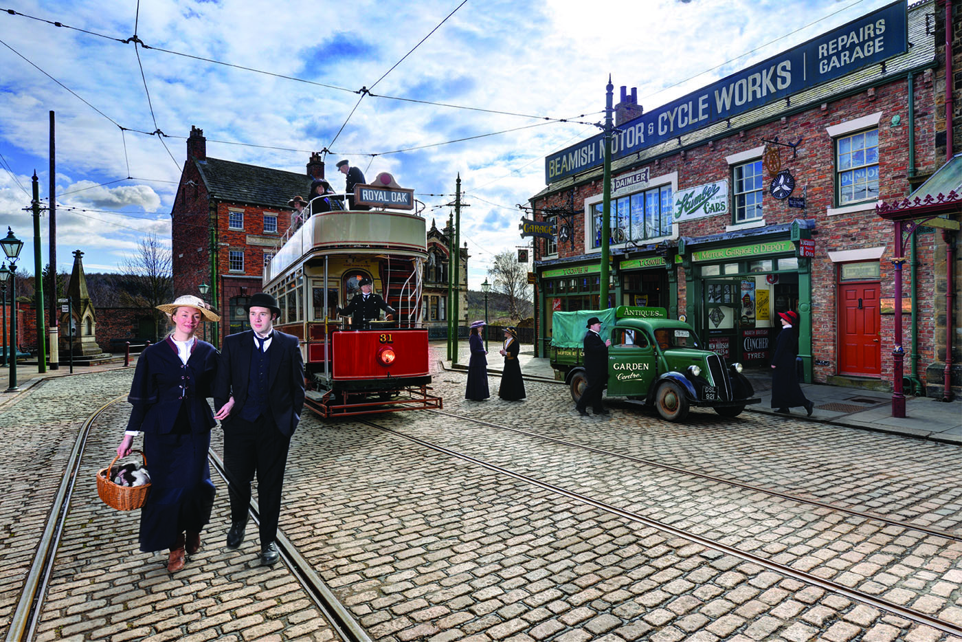 Escape the Everyday Beamish Museum 44