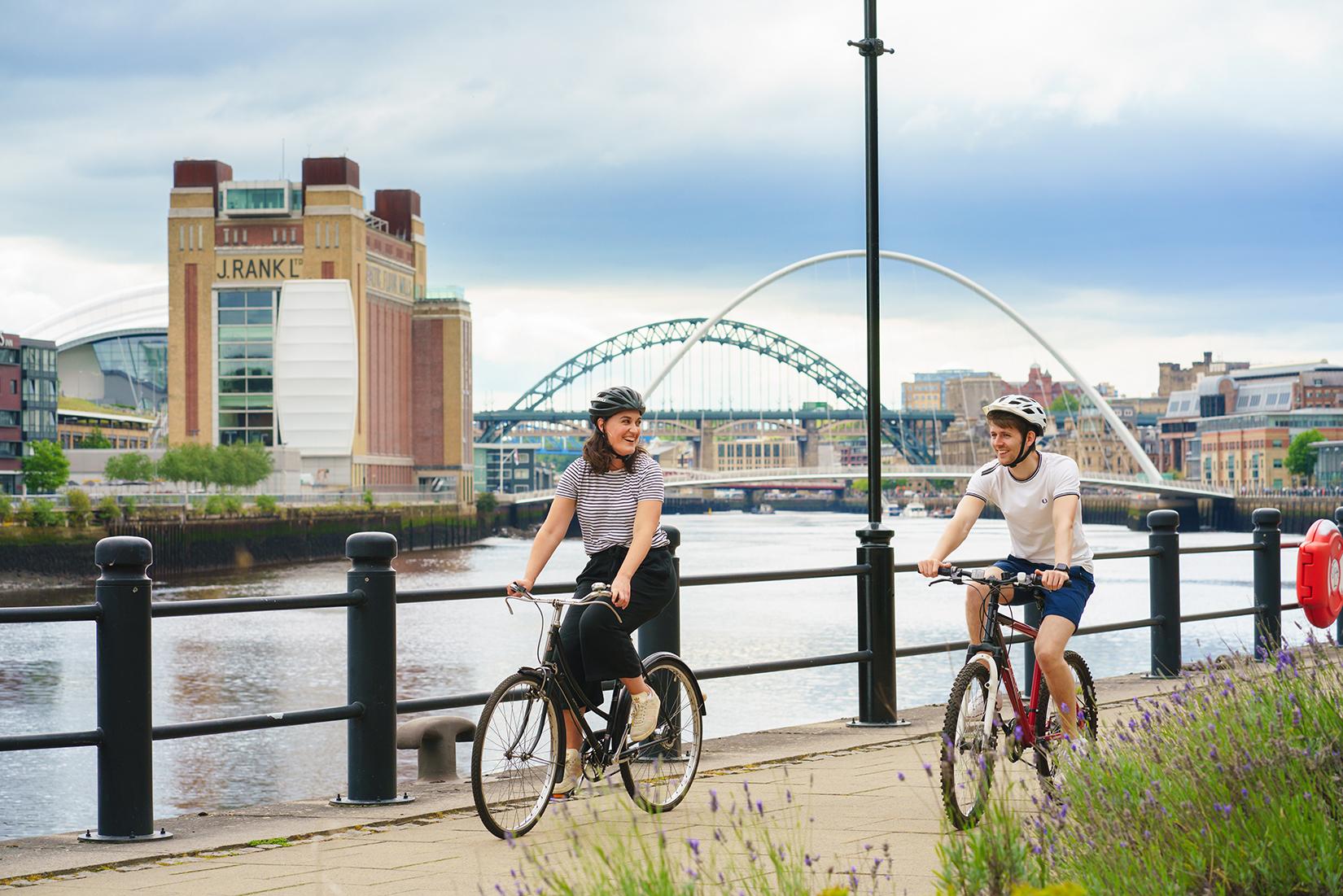 Escape the Everyday bike tour