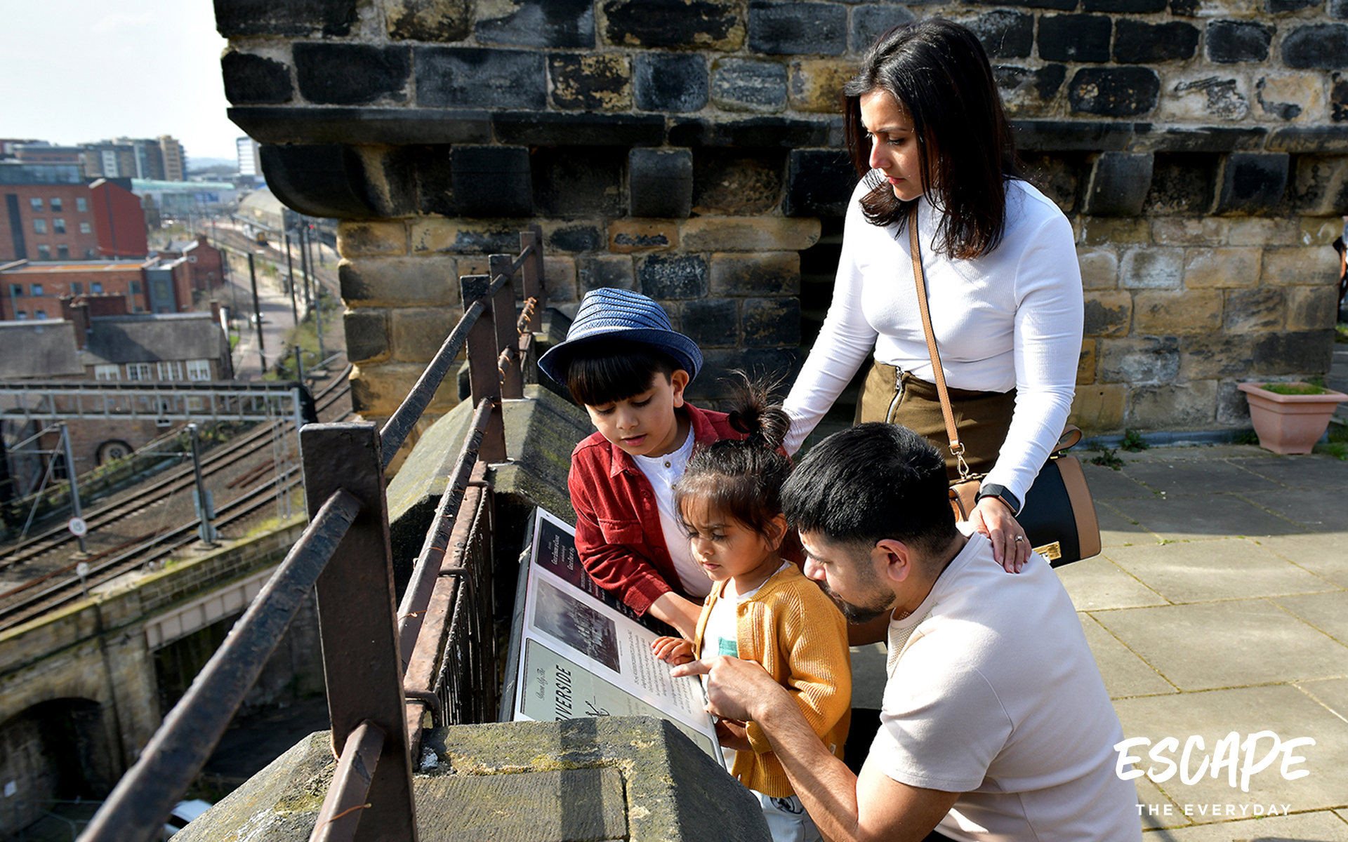 8 Ways to Discover the North East with Your Family