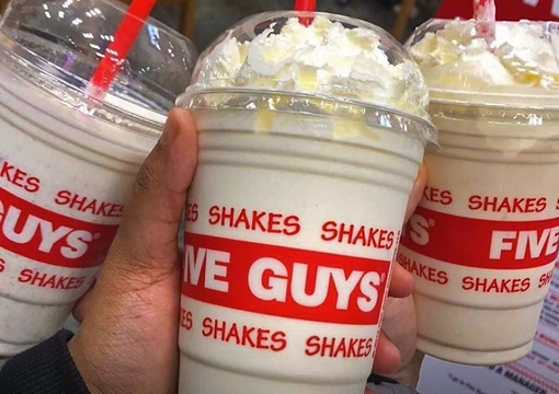 Five Guys Secondary