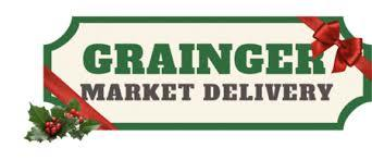 Grainger market christmas
