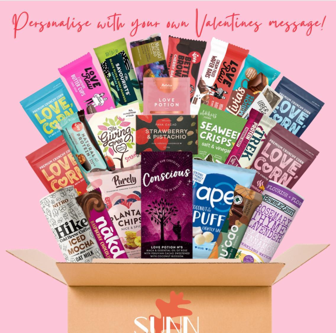 Sunn Health Valentines Day