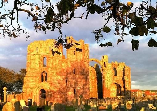 Lindisfarne Priory Secondary