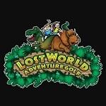 Lost World Mini Adventure Golf Logo