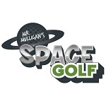 Mr Mulligan's Space Golf Logo