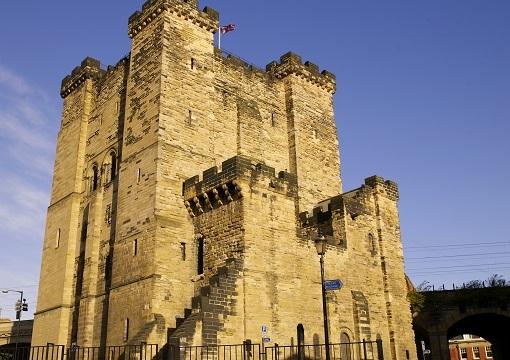 Newcastle Castle SECONDARYRESIZEDDC