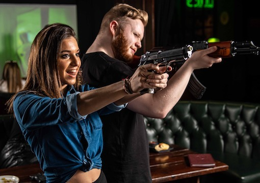 Point Blank Shooting