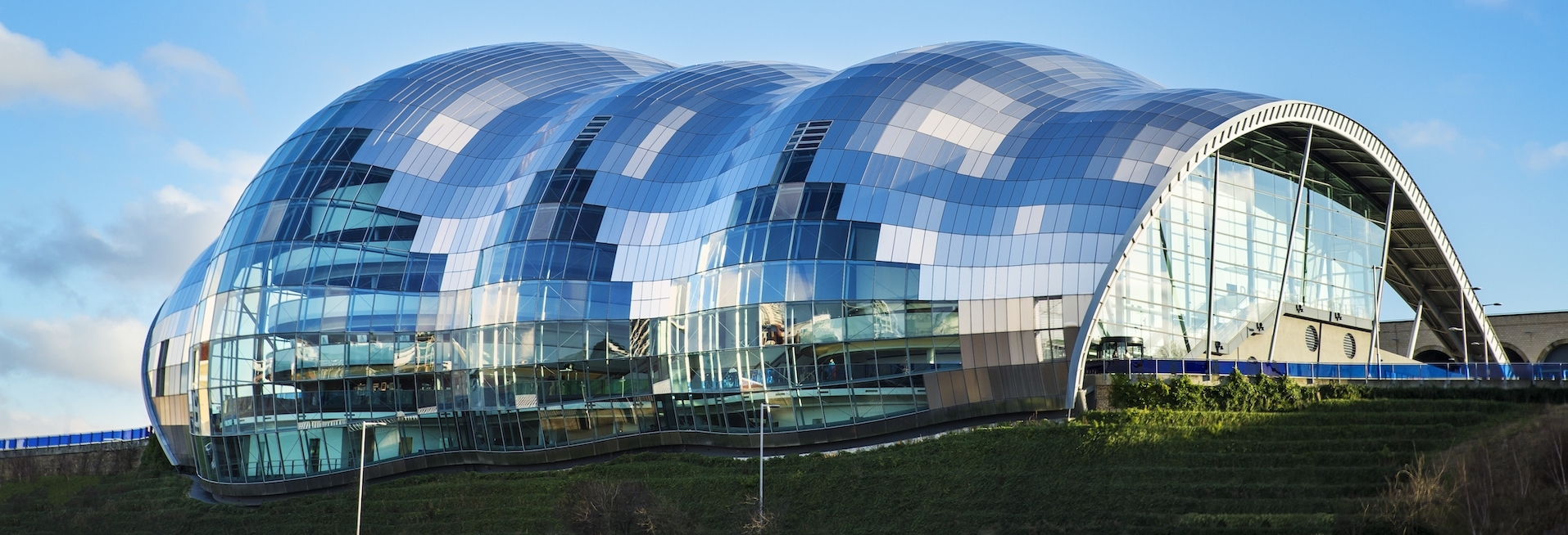Sage Gateshead Hero 2