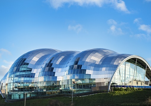 Sage Gateshead SECONDARYRESIZEDDC