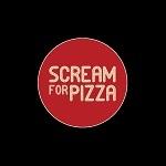 Scream for Pizza Logo