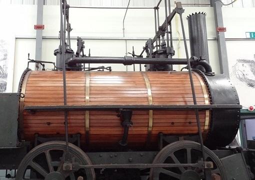Stephenson Railway Museum Secondary