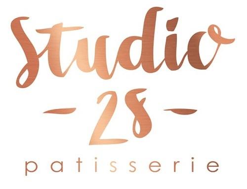 Studio 28 Patisserie Logo
