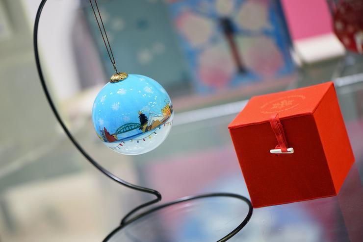 Sunderland glass centre christmas