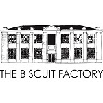 The Factory Kitchen at The Biscuit Factory Logo