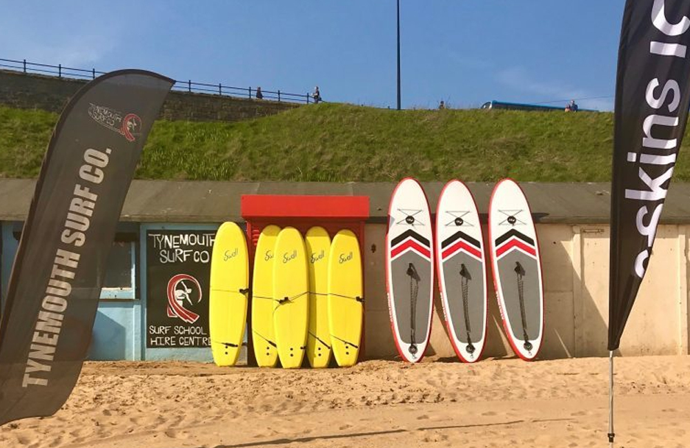 Tynemouth Surf Co summer